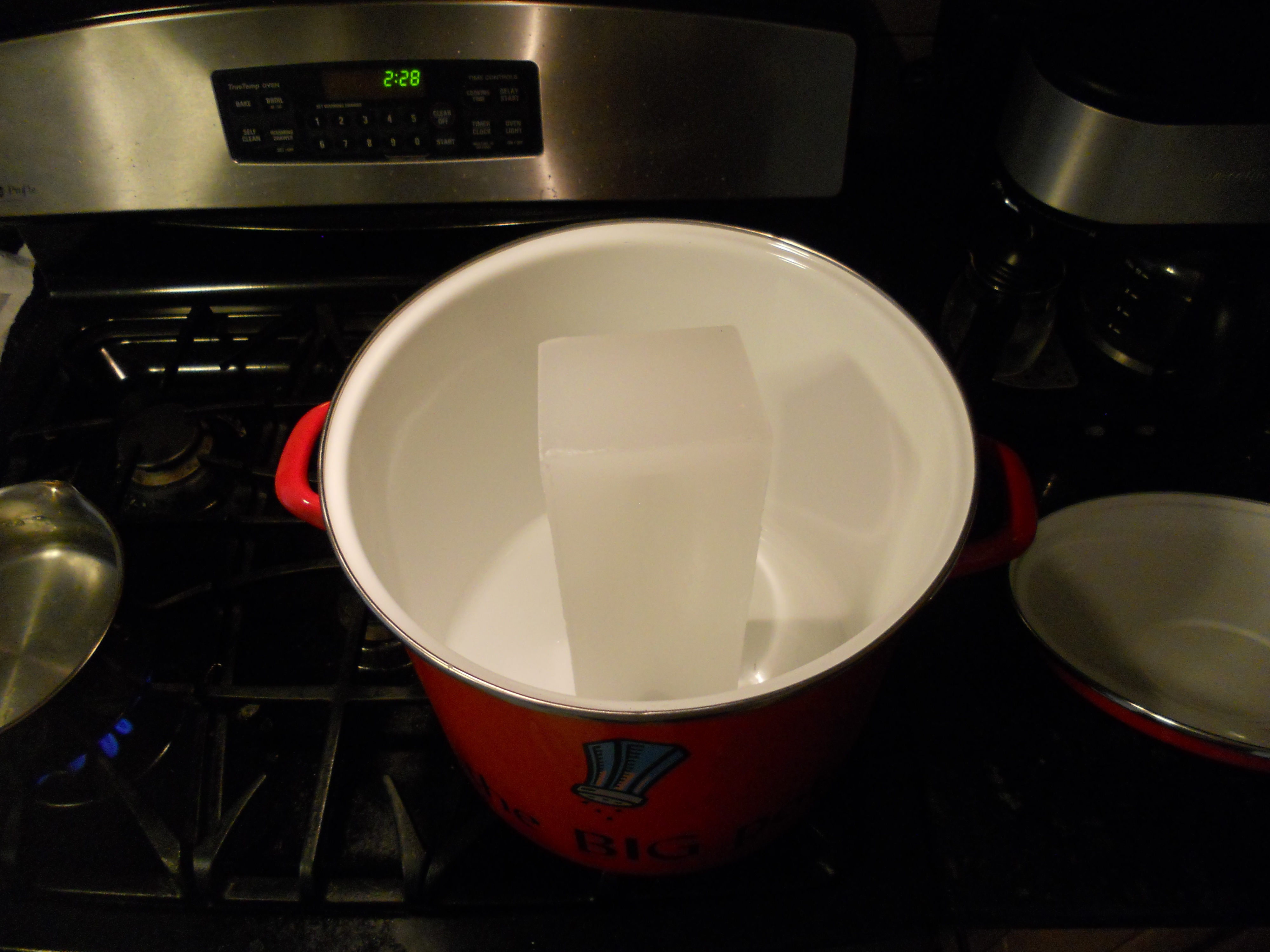 Picture of Step 2: Melting the Wax