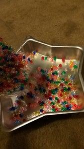 Pony Beads --> Cake Pan