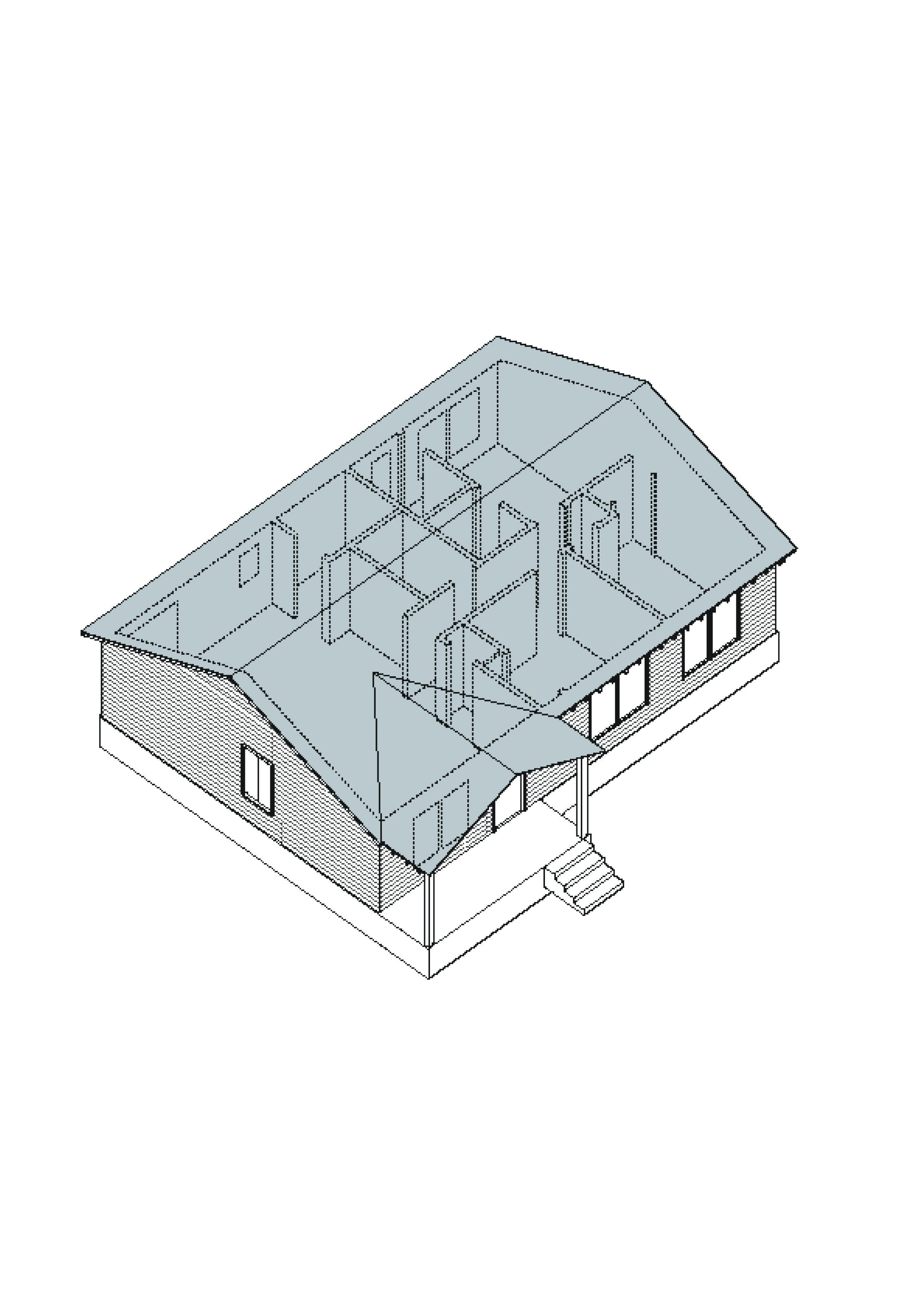 Picture of Axonometric Drawings II