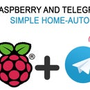 Raspberry Pi and Telegram Based Simple Home Automation