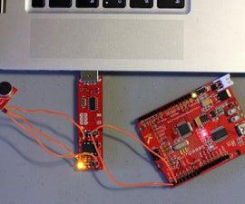 Easy ATTiny Serial Communication with Tiny AVR Programmer