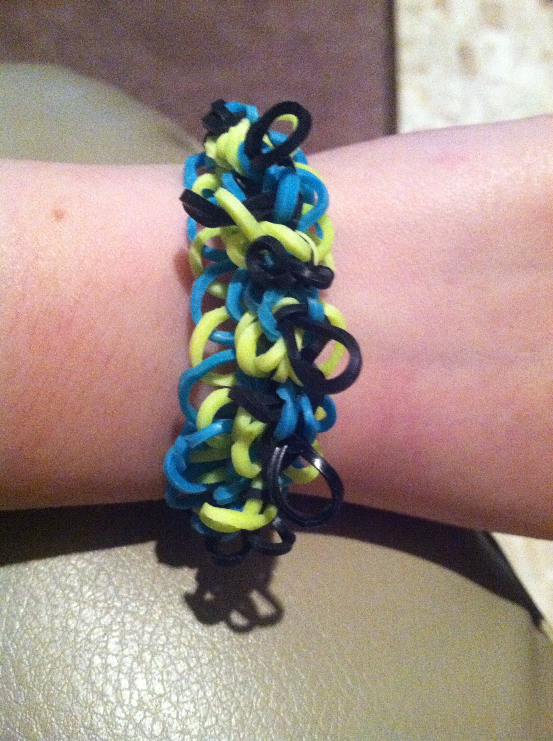 Picture of The Fuzz Bracelet