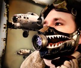Dieselpunk Bomber Mask!