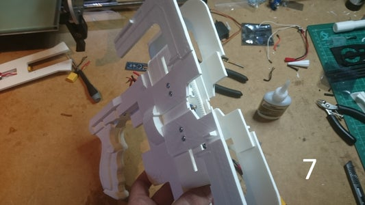 Assembly: Blade