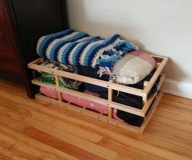 Blanket Organizer