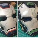 Iron Man Mask Repaint & Mod