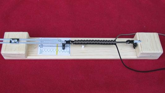 Paracord Bracelet Fixture/Jig