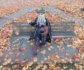 Davy Jones Halloween Costume