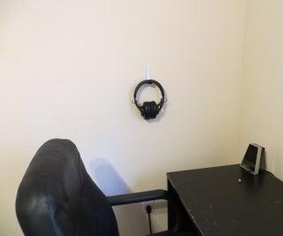 Headphone Wall Hook