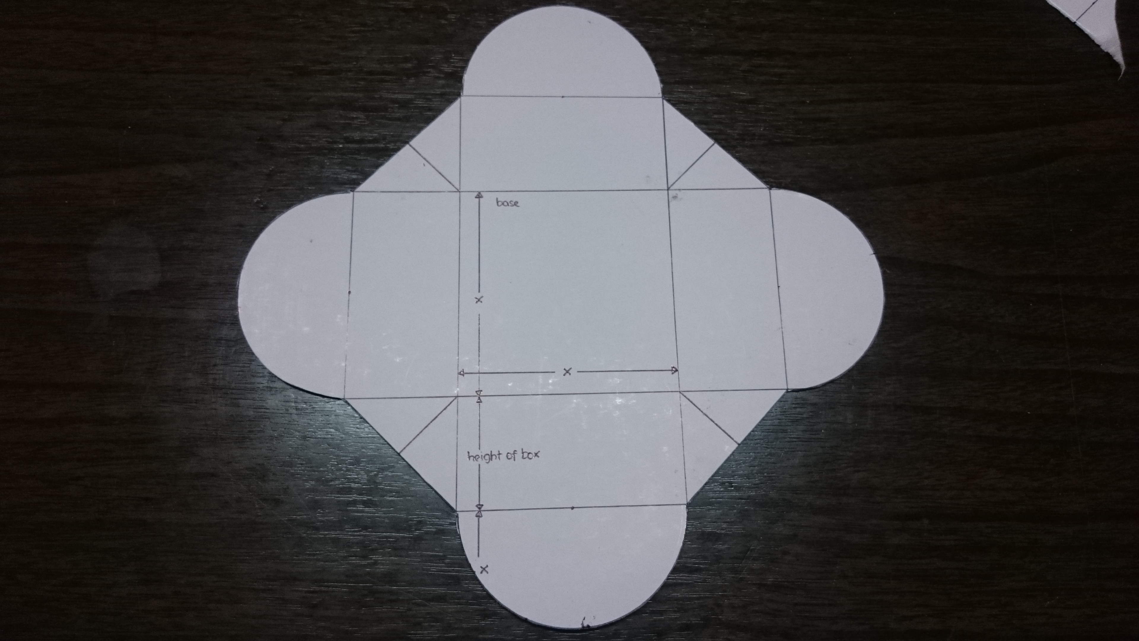 Picture of Draw the Pattern