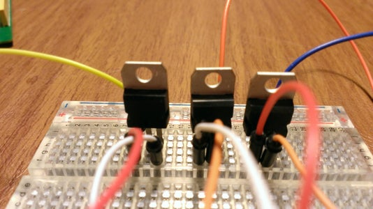 Building the Briefcase Circuit