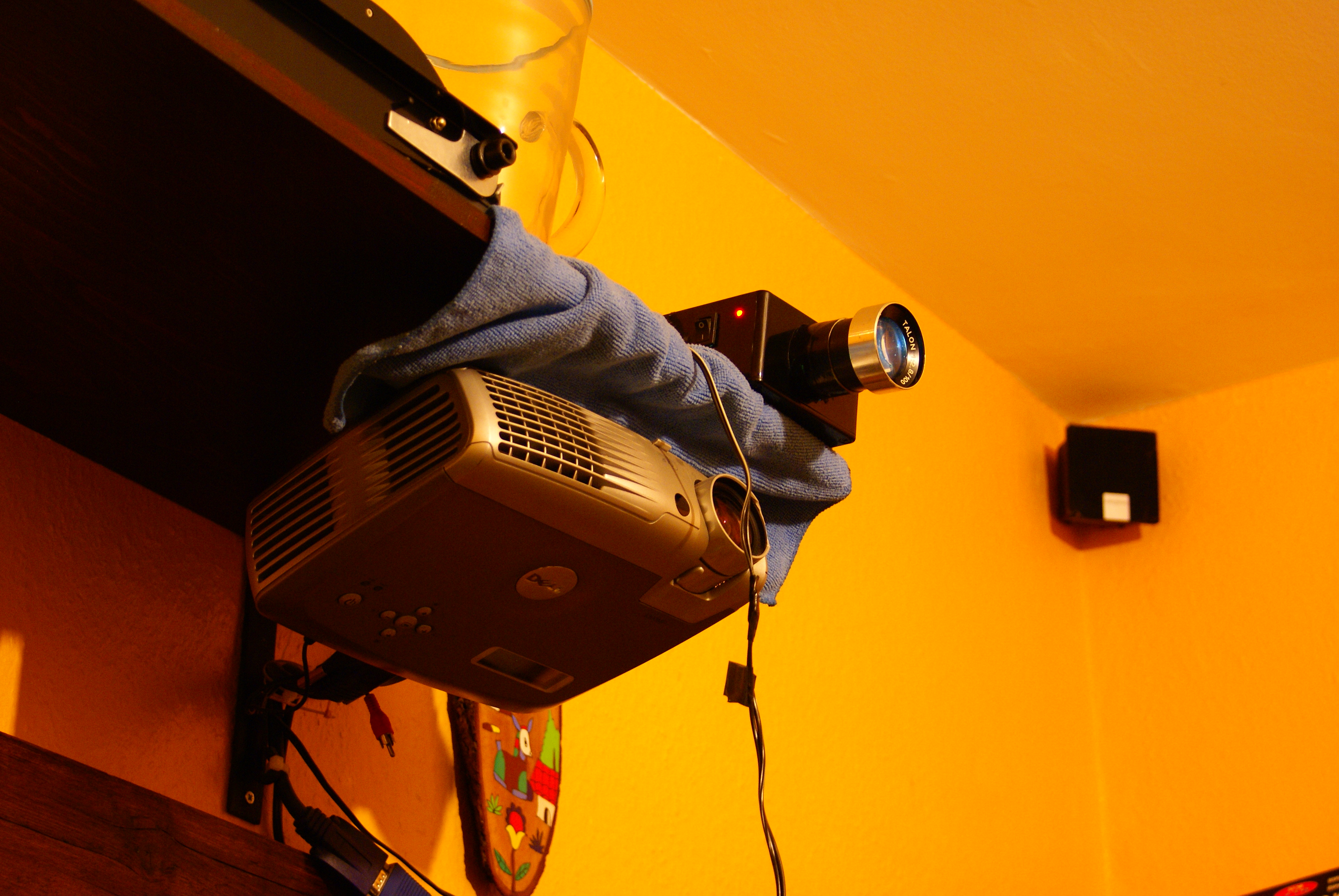 Picture of How to Make a Small DIY LED Projector