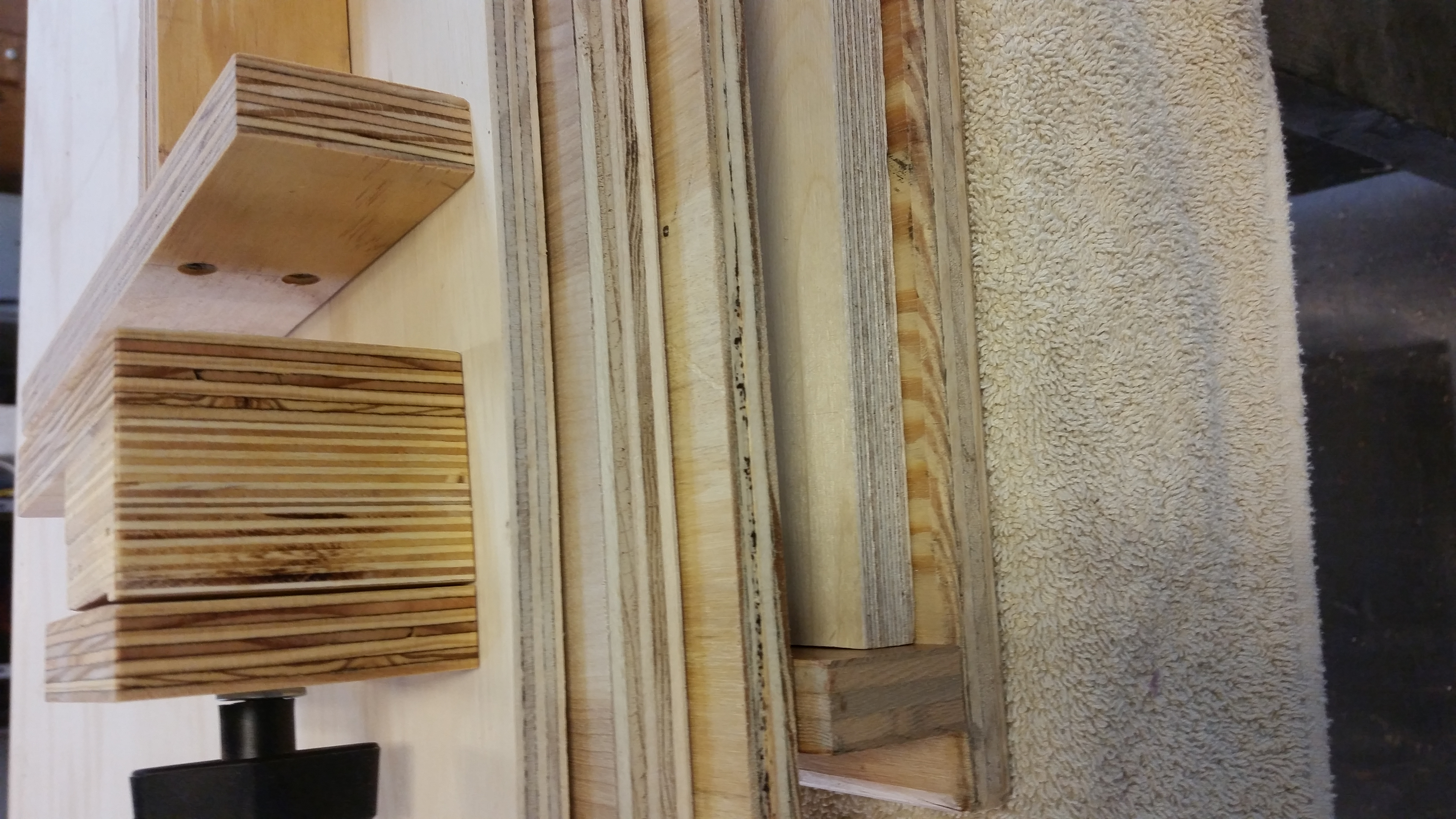 Picture of Search Thru Your Plywood for a Sheet With Even and Contrasting Layers