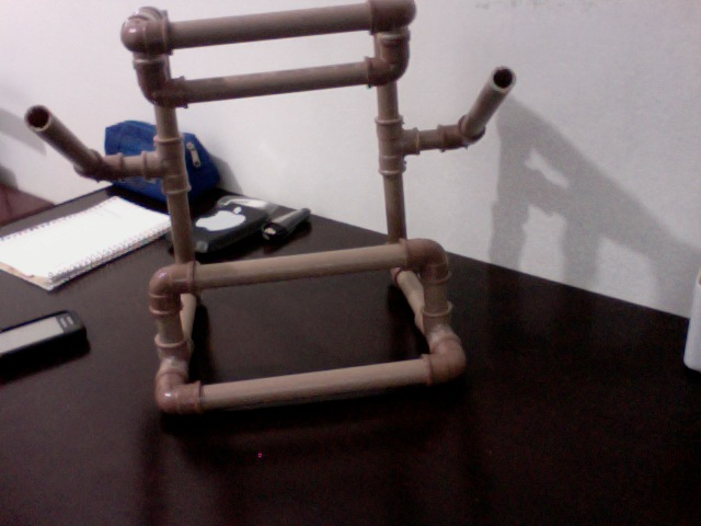 Picture of PVC Notebook Stand for Two Positions