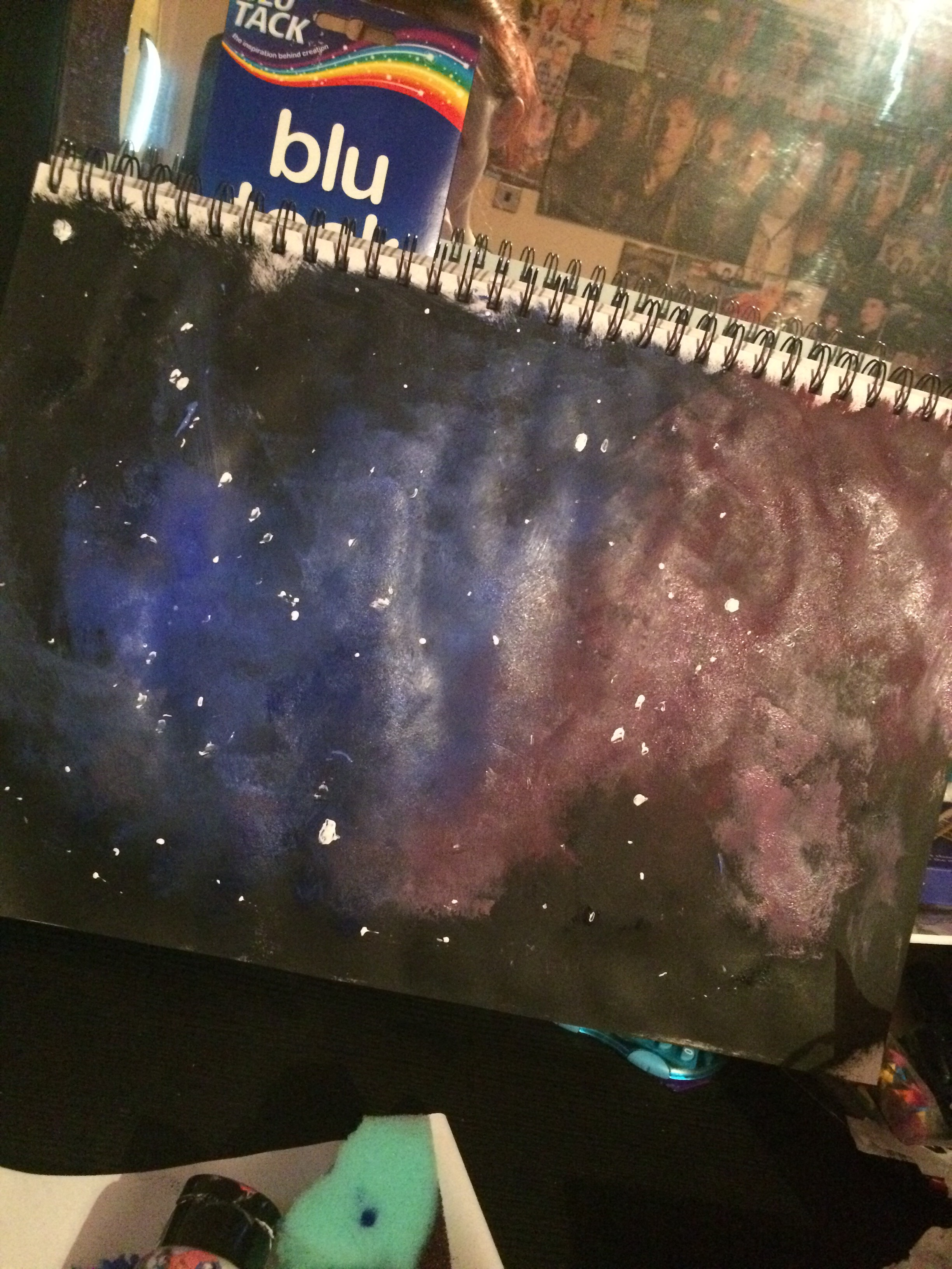 Picture of Galaxy Art