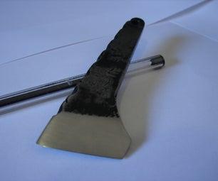 Knifemaking Tutorial: Japanese Kiridashi
