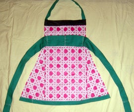 Waterproof Tablecloth Apron