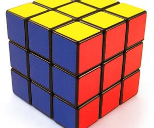 How to Solve a Rubix Cube