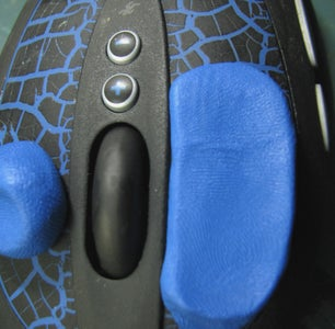 Sugru the Mouse Buttons.