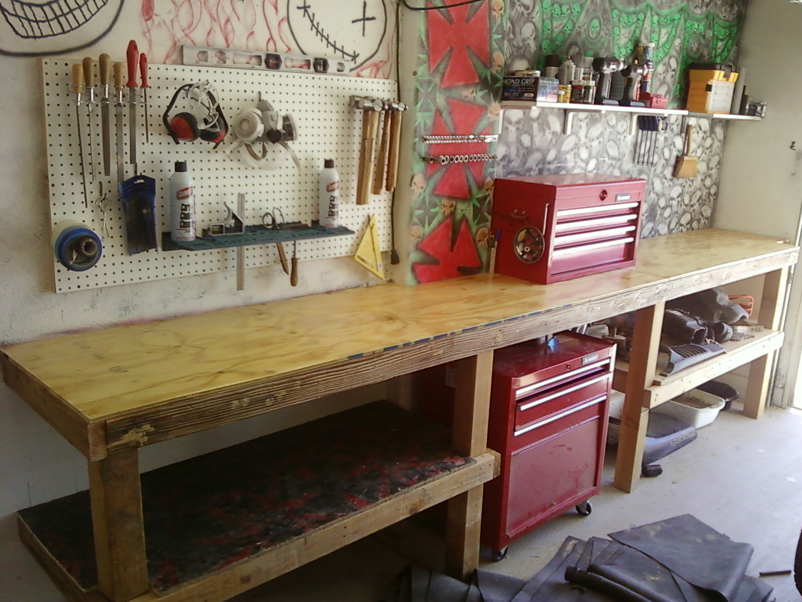 Stupendous Maximize Your Workbench 10 Steps Pdpeps Interior Chair Design Pdpepsorg
