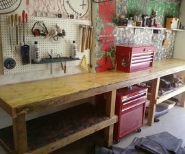Maximize your workbench
