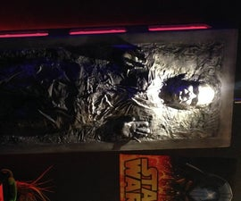 DIY Han Solo in Carbonite With Me