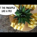 How to cut and serve a pineapple like a pro!