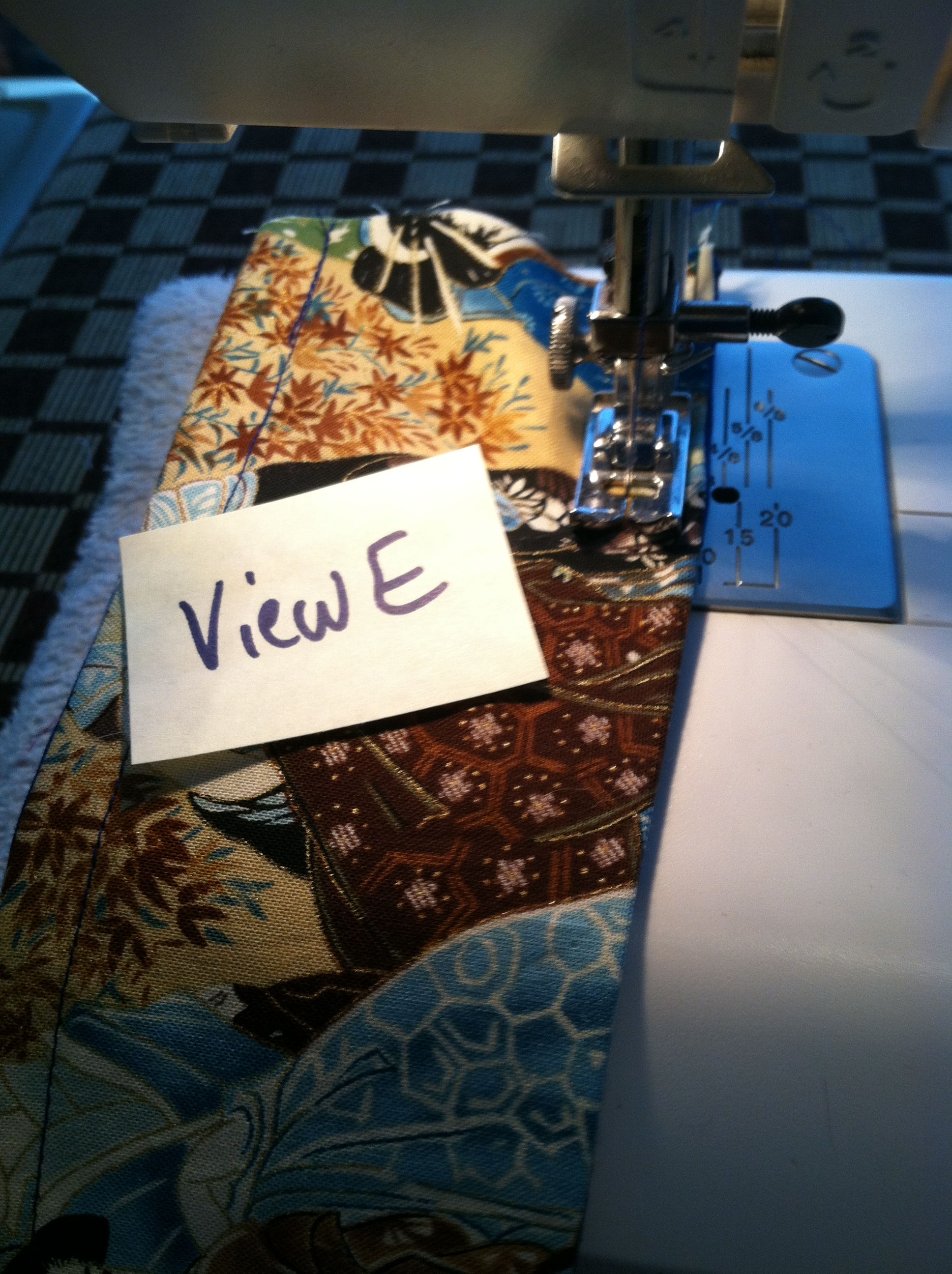 Picture of Sew and Turn Your Straps