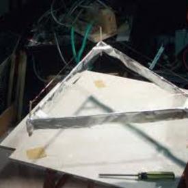 High Voltage Lifter (Ionocraft)