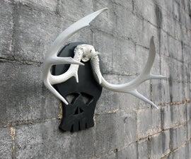 Skull + Antlers