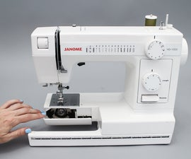 Meet Your Sewing Machine