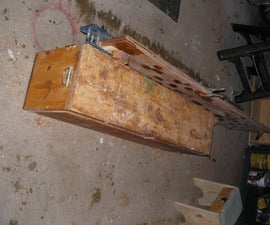 A toolbox-bench for workshoplessness