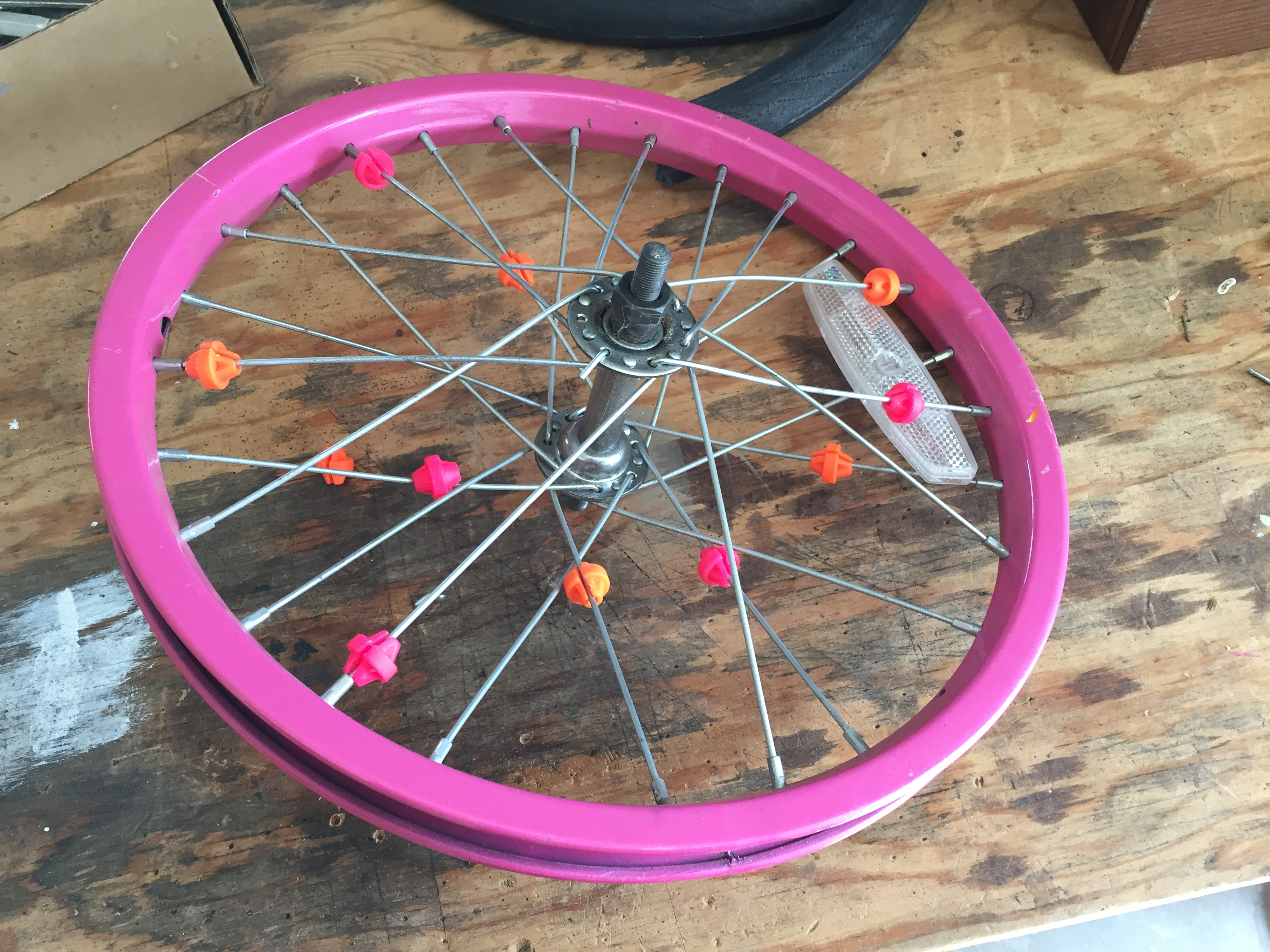 Picture of Make a Naked Rim