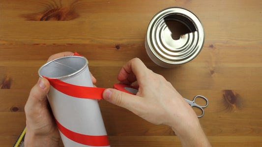 Decorate Cans [optional]