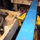 Ski Vise (clamps)