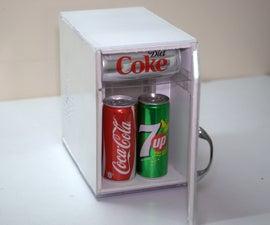 DIY Portable Mini Refrigerator