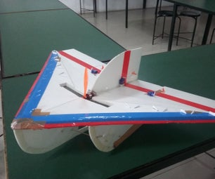 RC. Delta. Looks Like Space Craft