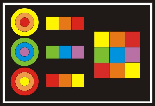 Picture of Choose Your Color Pattern