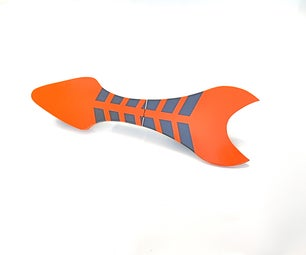 FISHSTICK (Ripstik / Waveboard)