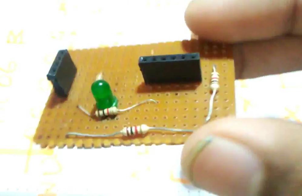 Picture of BLUETOOTH MODULE CIRCUIT