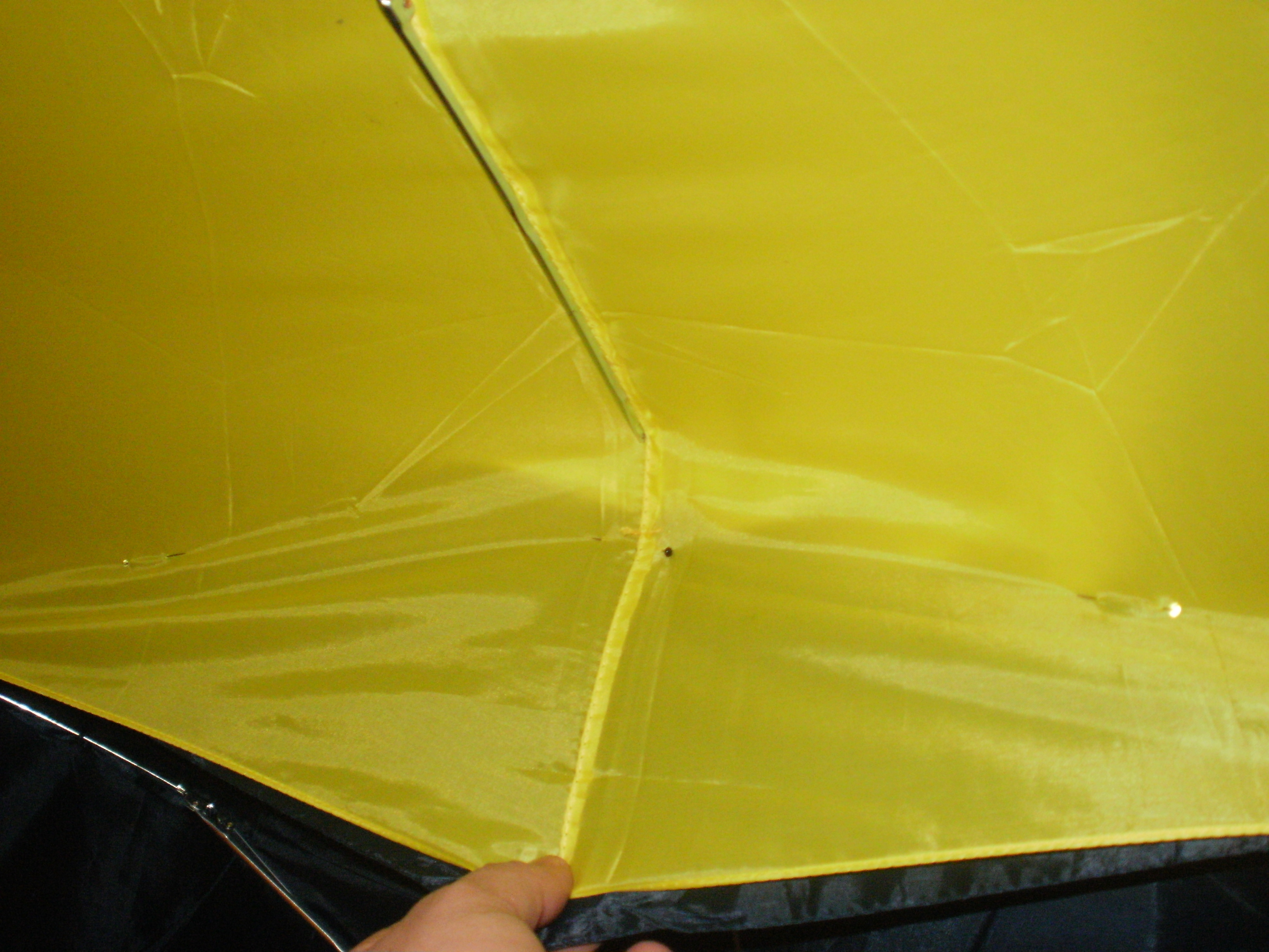 Picture of 7. Sewing the Canopy