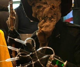 "How to Make a Batman's ""Scarecrow"" Costume"