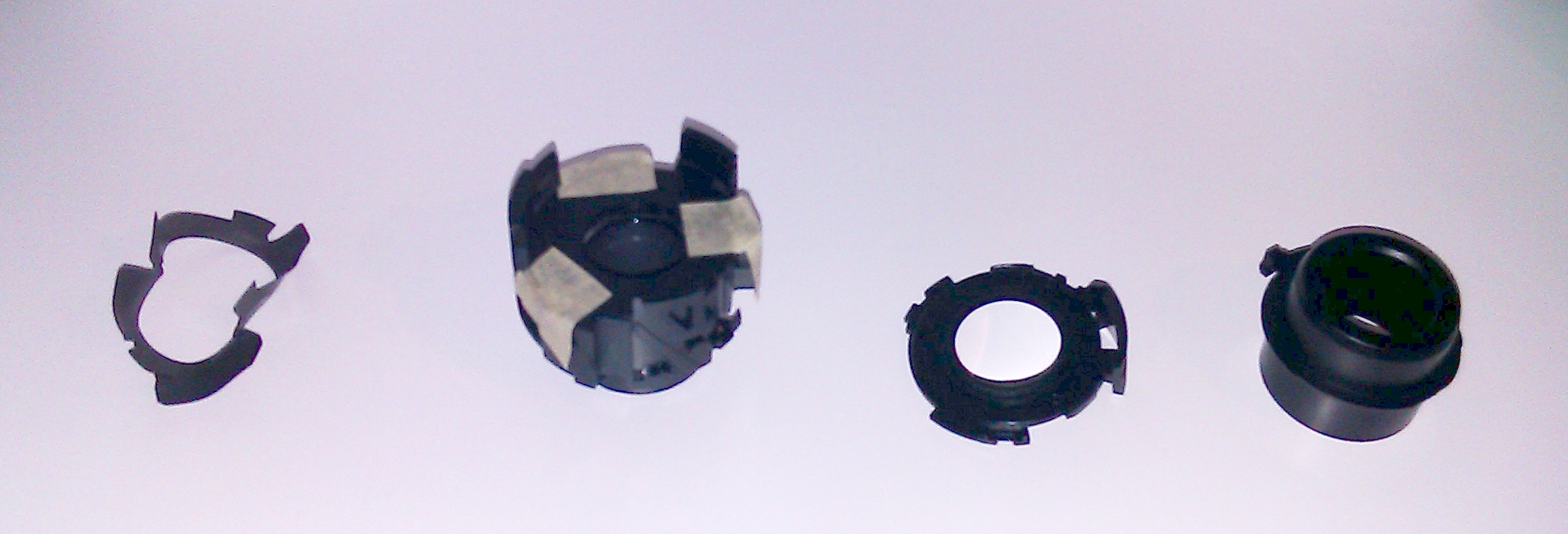 Picture of Dissasemble the Lens and Aperture