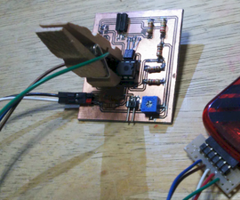 Low Cost IC Test Clip for PIC ICSP