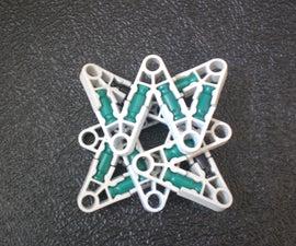 Folding Knex Star