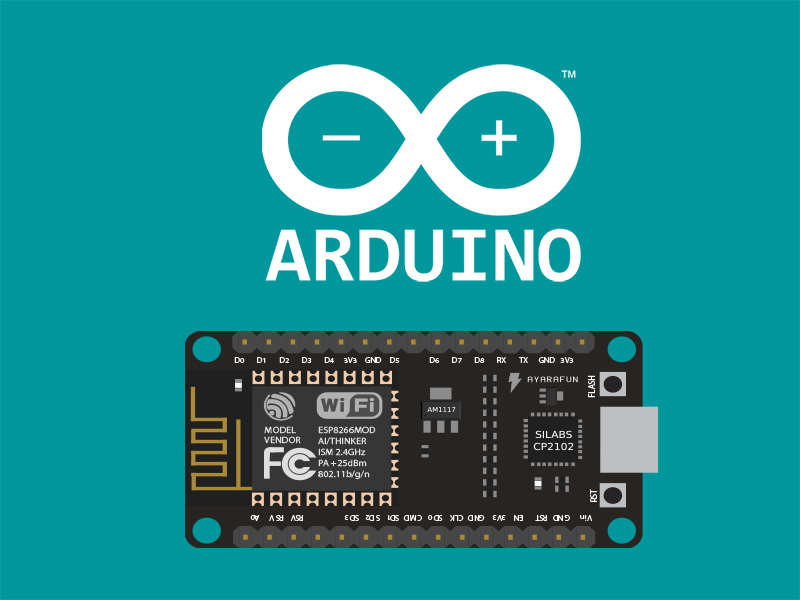 Picture of Programming NodeMCU Board With Arduino IDE