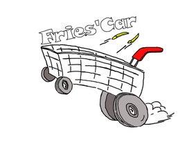 Fries'Car - Vegetable Oil Car with Arduino