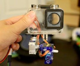 Cheap Handheld 3-axis Camera Gimbal