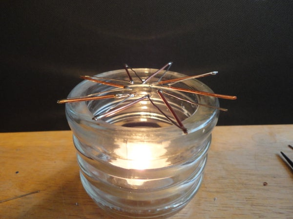 Make a Thermopile From Some Copper Wire and Paper Clips