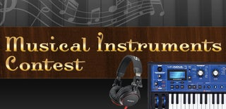 Musical Instruments Contest